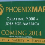 Ground-Breaking of PhoenixMart ad future 9,000+ Jobs