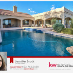 Custom Home For Sale in Casa Grande at 12617 W Waverly DR.