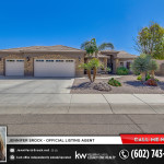 Home For Sale in Casa Grande at 273 W RIDGEVIEW TRL in Countrywalk Estates